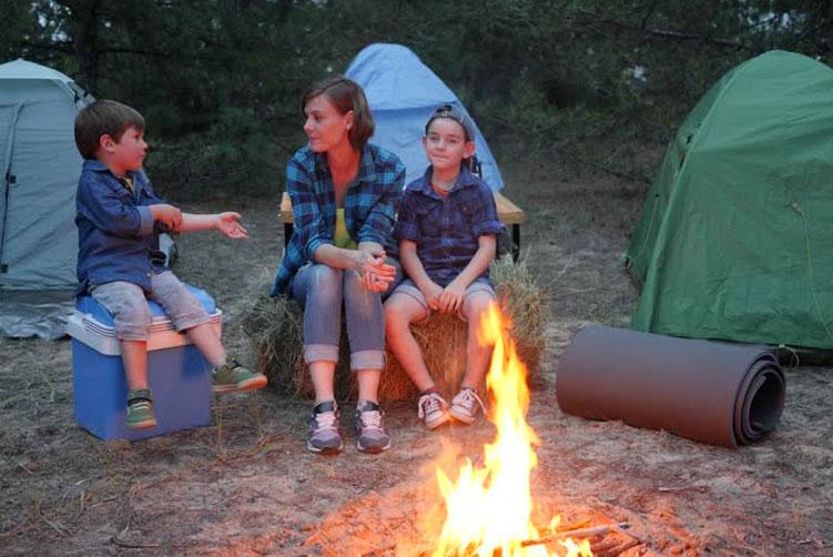 Make Yourself A Campfire