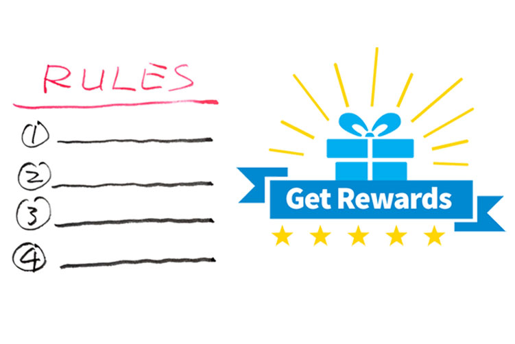 Set Rules and Rewards