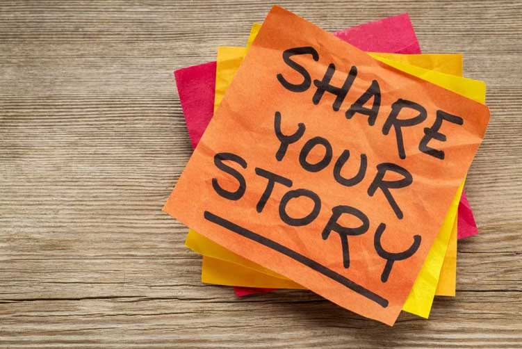 Share Stories