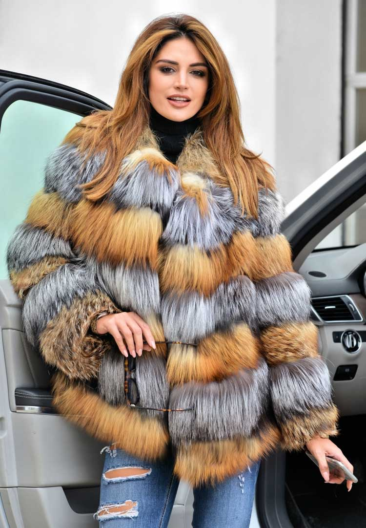 Fox Fur Coats