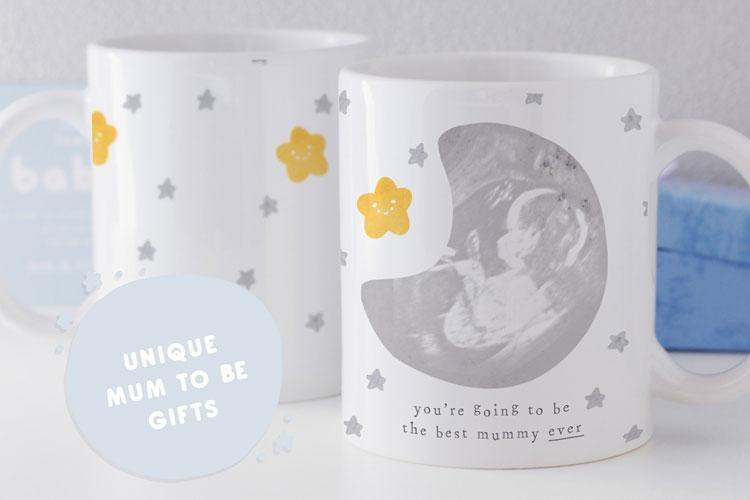 Personalised Mum To Be Baby Shower Gift Mug