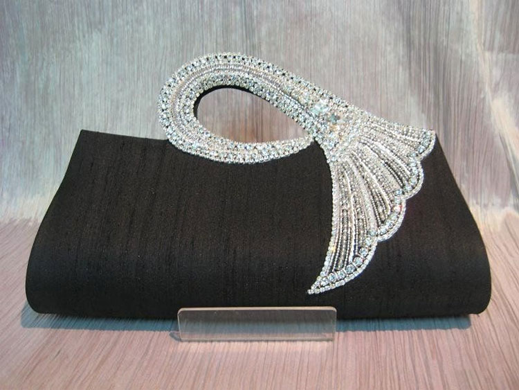 Carry a Sparkling Clutch or Purse