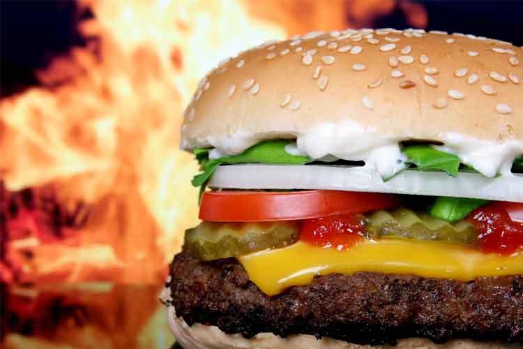 Christophine Burger Recipe