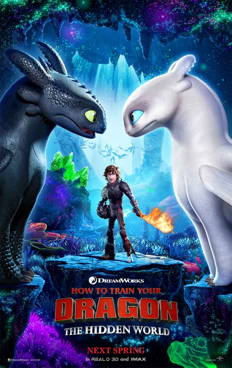 How to Train Your Dragon (2019)